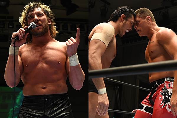 HONOR RISING:JAPAN 2017 2/26 Korakuen Hall