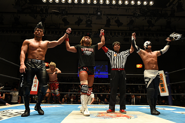 SENGOKU-ENBU -KIZNA- Presents 45th anniversary memorial in Korakuen Hall