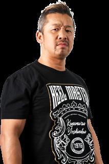 Yoshinobu Kanemaru