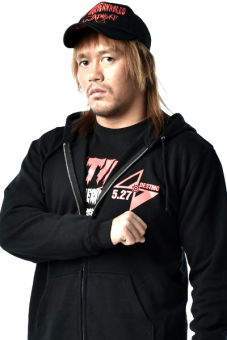 Tetsuya Naito