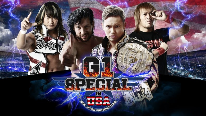 Image result for njpw g1 special