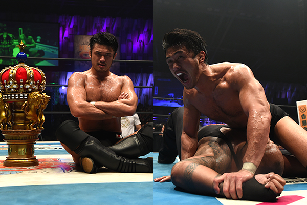 "Shibata crowned winner of the New Japan Cup! ""I will challenge for the IWGP Heavyweight title!"""
