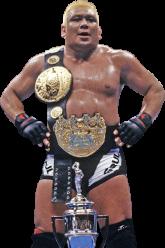 History of the IWGP Heavyweight