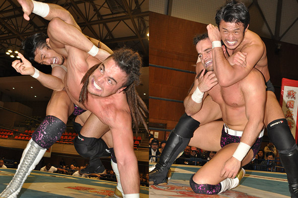 Shibata PK's his way to the final four!