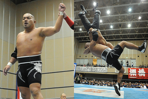 Ishii through to the semifinals!