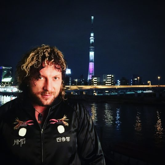 Kenny Omega on his surprise exit from the New Japan Cup and his future global plans!