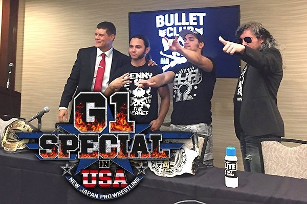 New Japan Pro Wrestling 5/18/2017 Press conference review