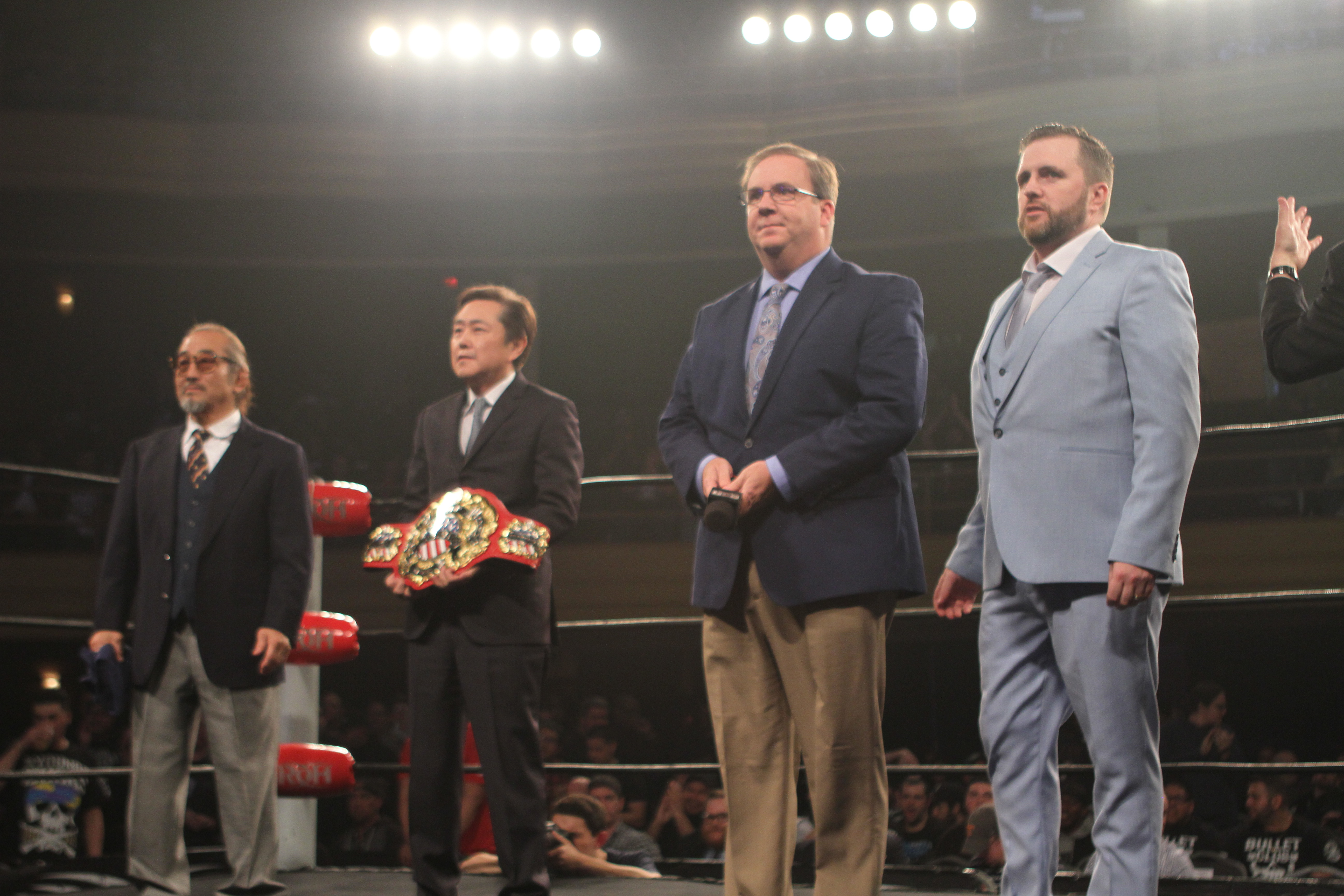 Former NJPW and MLW Employee Joins NXT Writing Team 1