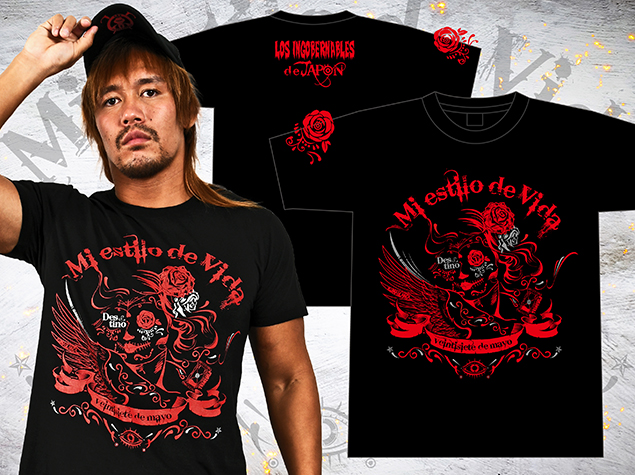All new goods in stock to celebrate G1 Climax 27! Get them at event venue or Shop now on our official EC store!