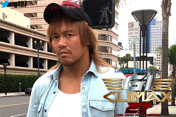 El Ingobernable seeks his second G1 Climax Victory!  With G1 Climax 27 upon us, Tetsuya Naito gives his thoughts on this year's field… Part1