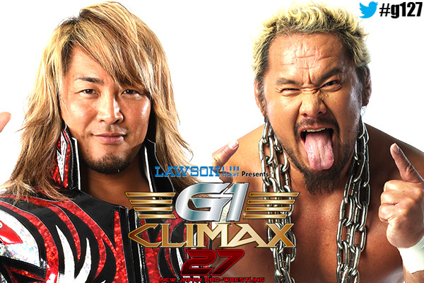 G1 Climax 27: ZSJ faces Naito in their 1st singles showdown! New Japan veterans Tanahashi and Makabe thrown down for A-Block dominance!