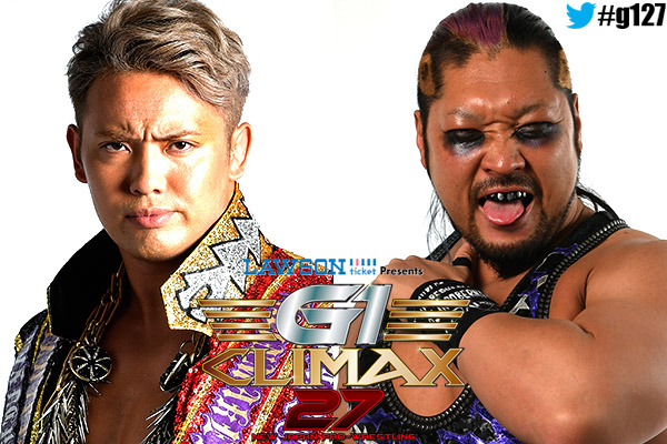 G1 Climax 27: On 8/5, Osaka gives the G1 a warm Kanto welcome! Kojima takes on SANADA, Okada goes up against EVIL, and more!