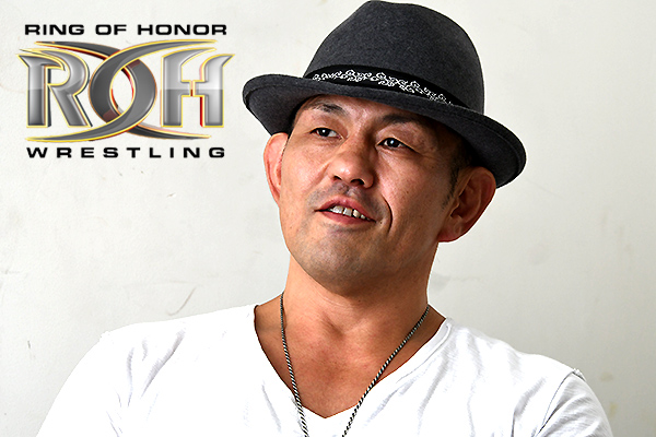 Suzuki Gun's quest for dominance brings them to America! Minoru Suzuki speaks on Cody and the ROH World Title!
