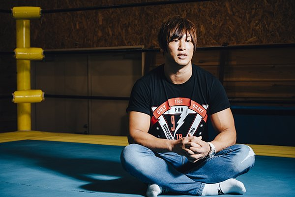 Exclusive Interview Part2 : 'It was as if we all jumped together' Kota Ibushi on capturing hearts and finding himself in the ring.