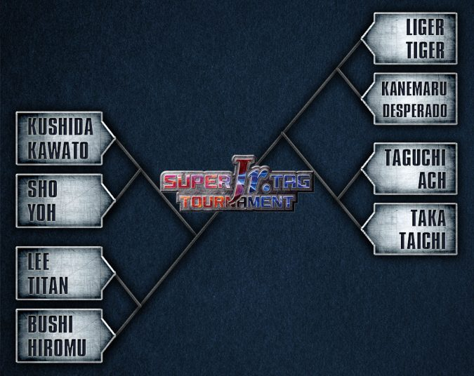 Super Jr. Tag Tournament schedule officially announced! The world's best Jr. Heavyweights assemble to compete for glory!
