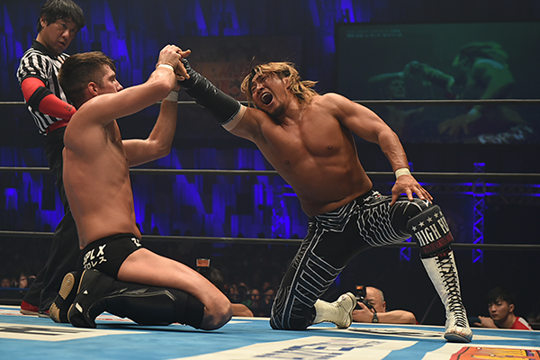 NEW JAPAN CUP 2018