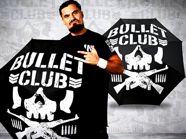 Image result for marty scurll umbrella