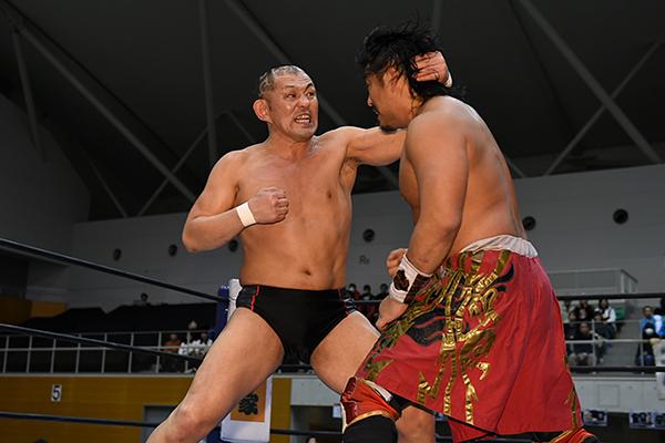 Minoru Suzuki Iizuka