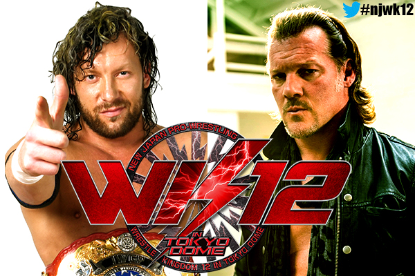 Huge matches announced for Wrestle Kingdom 12! Alpha versus Omega in the ultimate dream match![WK12]