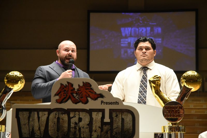 Exclusive Interview : Jeff Cobb talking about NJPW, His experiences outside the ring in Japan, World Tag League tour, Teaming with Elgin, His goals…
