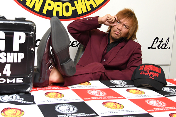 New Japan cleans up at Tokyo Sports year end awards; Omega takes match of year, Naito joins exclusive club