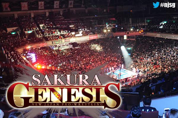 Get your tickets to the biggest event of the spring! A limited number of Sakura Genesis tickets available to international fans on e-plus‼︎