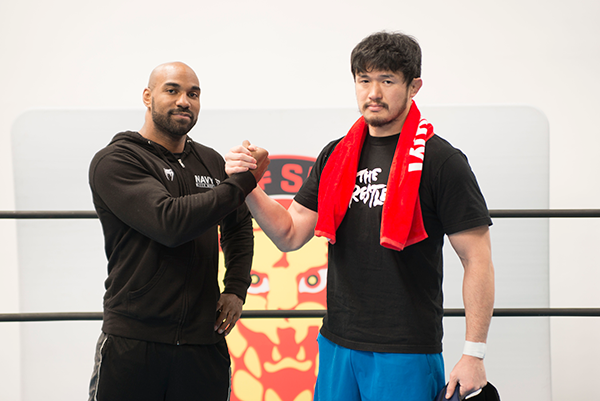 Katsuyori Shibata to be Head Coach of New Japan Dojo in Los Angeles!