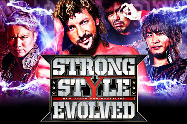 Planning to enjoy Strong Style Evolved in person March 25? Check these important rules. [la325]