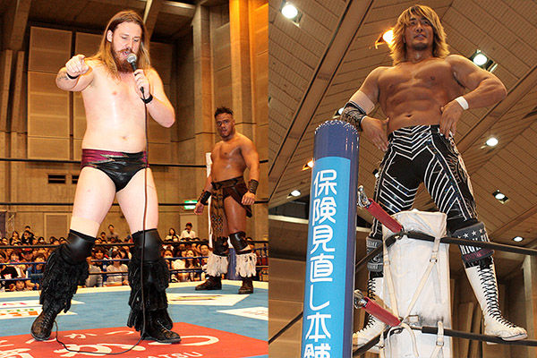 Road to WRESTLING DONTAKU 2018 Night03 Full results