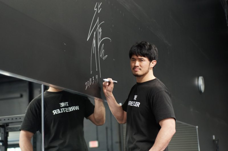 Summoning Samurai! A Message from Head Coach Shibata