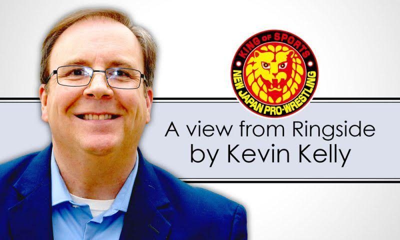 A View From Ringside – Wrestling Dontaku Tour Preview by Kevin Kelly
