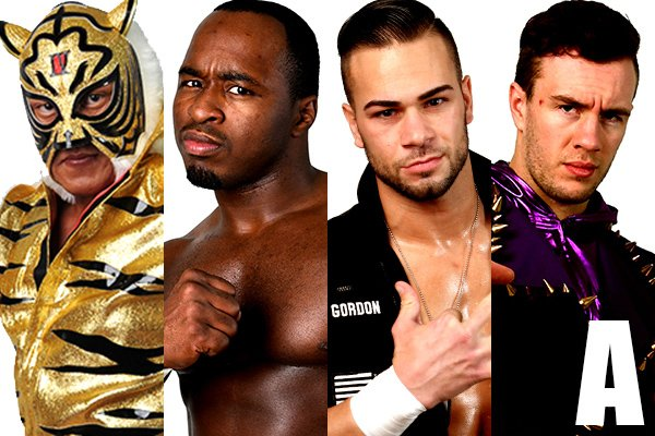 Full lineup announced for Best of the Super Juniors 25! Ishimori, Lee, ACH and more! Flip Gordon and Chris Sabin make BOSJ debuts!