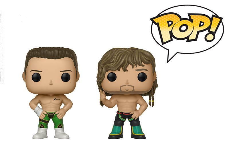 First time ever! NJPW Funko Pops bring you the Bullet Club like never before!