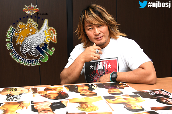 Best of the Super Juniors is here! Hiroshi Tanahashi gives his picks and chooses the biggest matches!