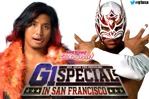 Full card for G1 SPECIAL in SAN FRANSISCO finalized!! Two huge title matches : Goto vs Cobb and Hiromu vs Lee added as NJPW heads to the Cow Palace with an unmissable lineup!!