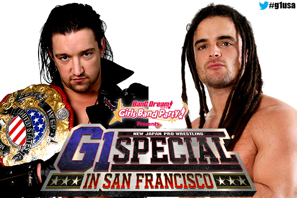 Huge matches set for G1 Special in San Francisco! Cody v Kenny, Juice v  Switchblade, and a major tag title match! | NEW JAPAN PRO-WRESTLING