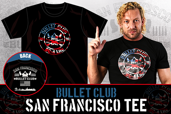 Bullet Club, LIJ, Hello Kitty And Pac-Man Collaborations