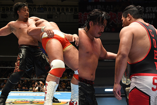 Goto takes revenge and retakes the NEVER title in Korakuen! No chance for rest though as Jeff Cobb steps up!
