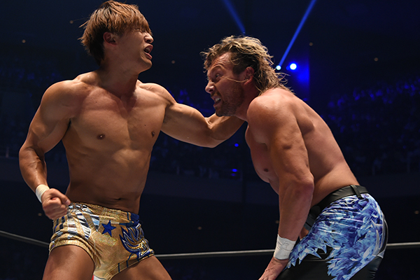 Guts, strength and spirit: the duel of the Golden Lovers 【G128】