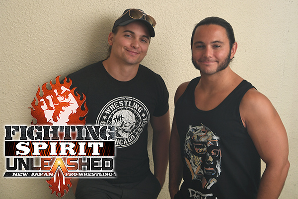 Young Bucks Interview: We will prove why we are the best tag team in the professional wrestling!! -Matt Jackson
