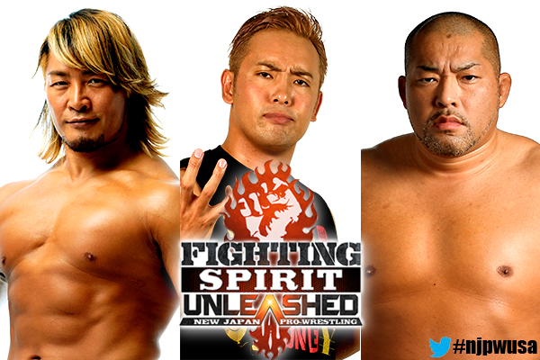 More Wrestlers Announced for Fighting Spirit Unleashed in Long Beach, CA!