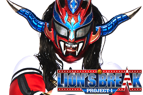 """Jyushin Thunder Liger will appear at """"CharaExpo USA 2018"""" and """"Lion's Break Project 1"""" in Anaheim!!"""