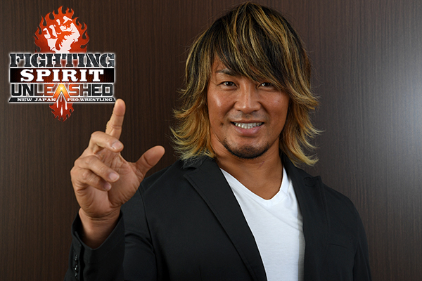 'I want to bring NJPW as is' G1 Winner Hiroshi Tanahashi is coming to America!