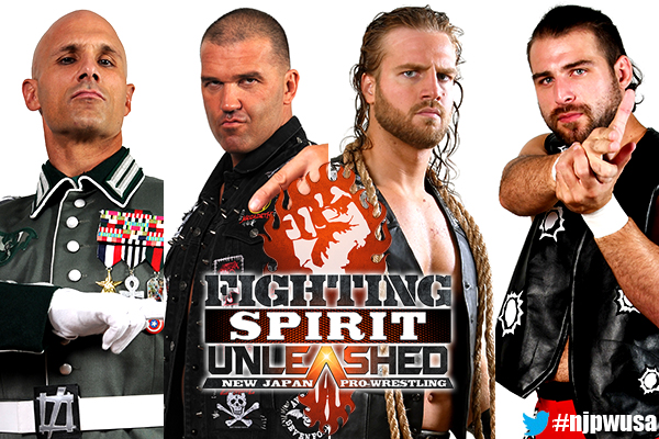 "NJPW: Cartel completo para ""Fighting Spirit Unleashed"" 6"