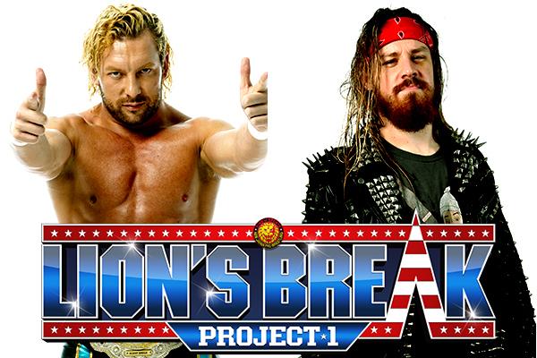 Lion's Break Project 1 card announcement! Goto vs Cobb, Omega vs Finlay!!