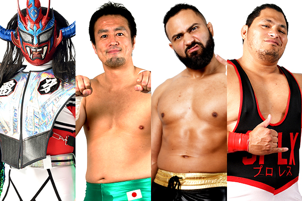More wrestlers added to the Meet and Greet lineup at CharaExpo USA!!