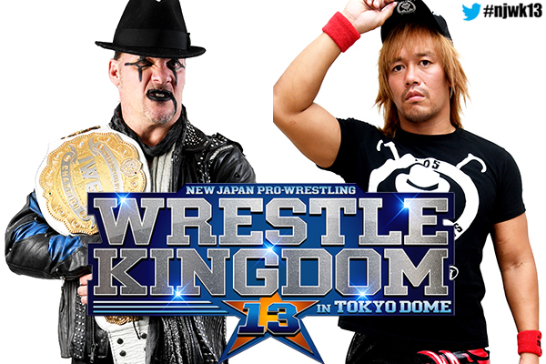 WRESTLE KINGDOM 13 – More matches added 【WK13】