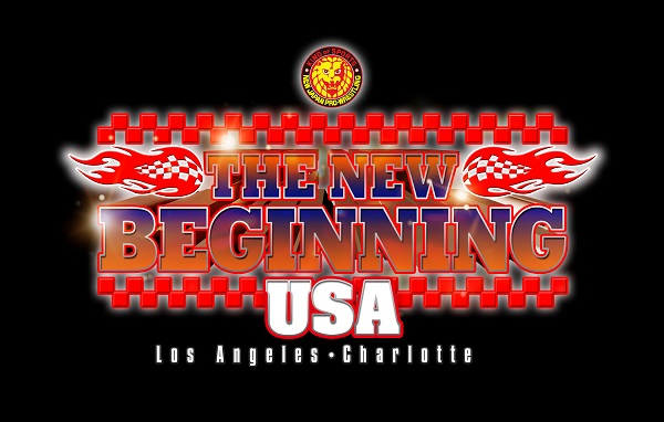 Ticket information for THE NEW BEGINNING USA announced!!