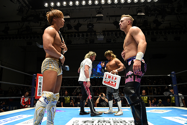 Road to TOKYO DOME night 1 – Full results