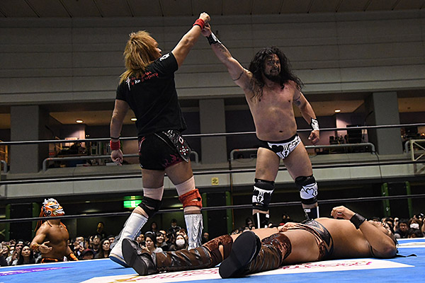 NJPW Presents: CMLL Fantastica Mania 2019 – Night 1 – Full results
